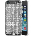 Светящийся кейс Van.D Clear Lightun Case Puzzle для Apple iPhone 5/5S
