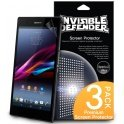 Защитная плёнка для Sony Experia Z Ultra - Invisible Defender