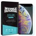 Защитное стекло для iPhone XS MAX - Invisible Defender IDGLASS 0.33mm (3 шт.)