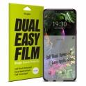 Защитная плёнка для LG G8 - Ringke Dual Easy Film