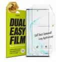 Защитная плёнка для Samsung Galaxy NOTE 10 - Ringke Dual Easy Film