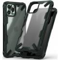 Двухкомпонентный чехол для iPhone 11 Pro Max - RINGKE FUSION-X Matte Dark Green