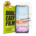 Защитная плёнка для Apple iPhone 11 - Ringke Dual Easy Film