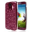 Светящийся кейс Van.D S-Clear Lightun Case Dogs для Samsung Galaxy S4
