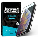 Защитное 3D стекло для iPhone XS - Invisible Defender ID FULL COVER GLASS