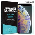 Защитное 3D стекло для iPhone XS MAX - Invisible Defender ID FULL COVER GLASS